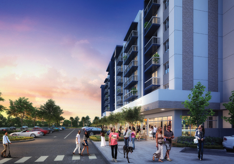 mixed use development project Pura Vida Hialeah Miami FL